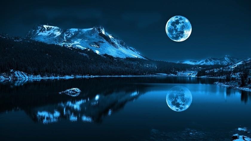 full cold moon
