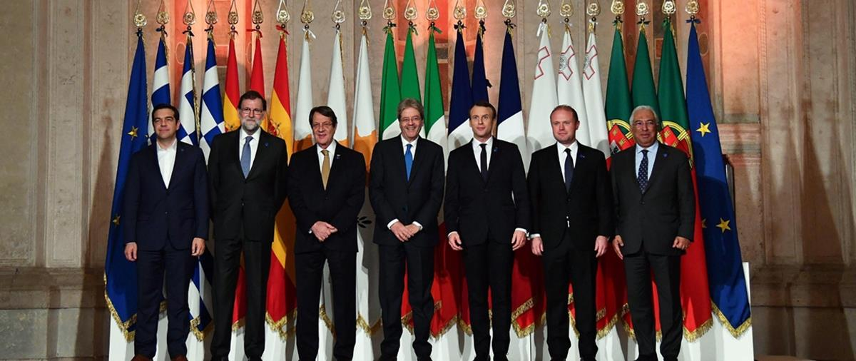 Southern European Countries Summit in Rome