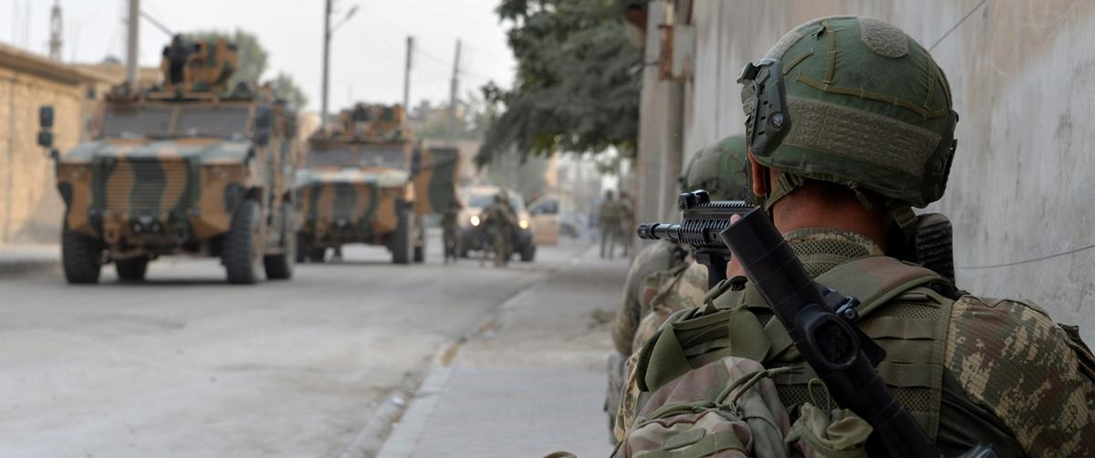 Turkey has launched an offensive targeting Kurdish forces in north-eastern Syria