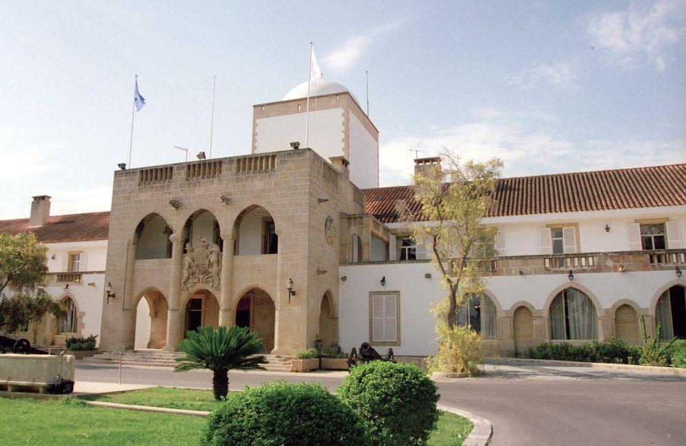 CYPRUS - PRESIDENTIAL PALACE