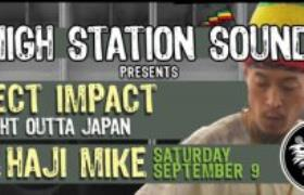 Reggae Outdoor Sessions with Direct Impact...