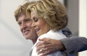 Robert Redford, Jane Fonda, George Clooney &...