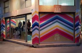Opening party @Gap Pop Up Store στη Λευκωσία