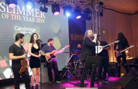 Slimmer of the year 2019:  Μια λαμπερή βραδιά από...