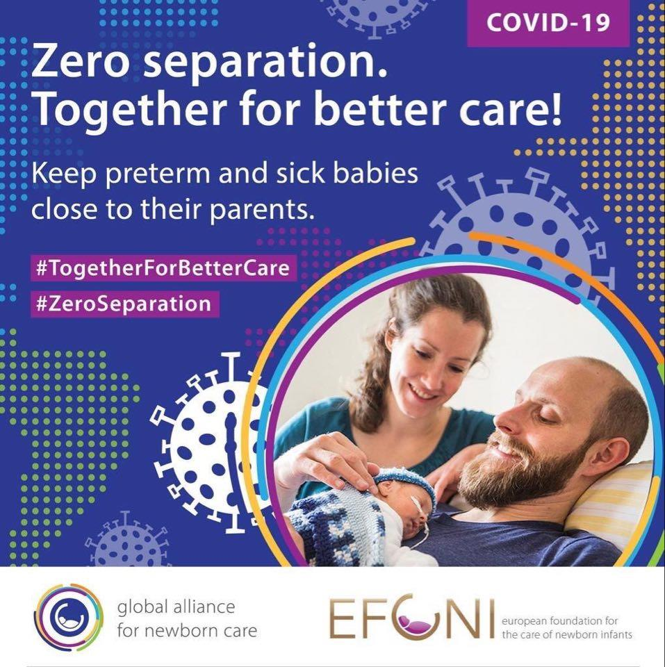 «Zero separation. Together for better care!»