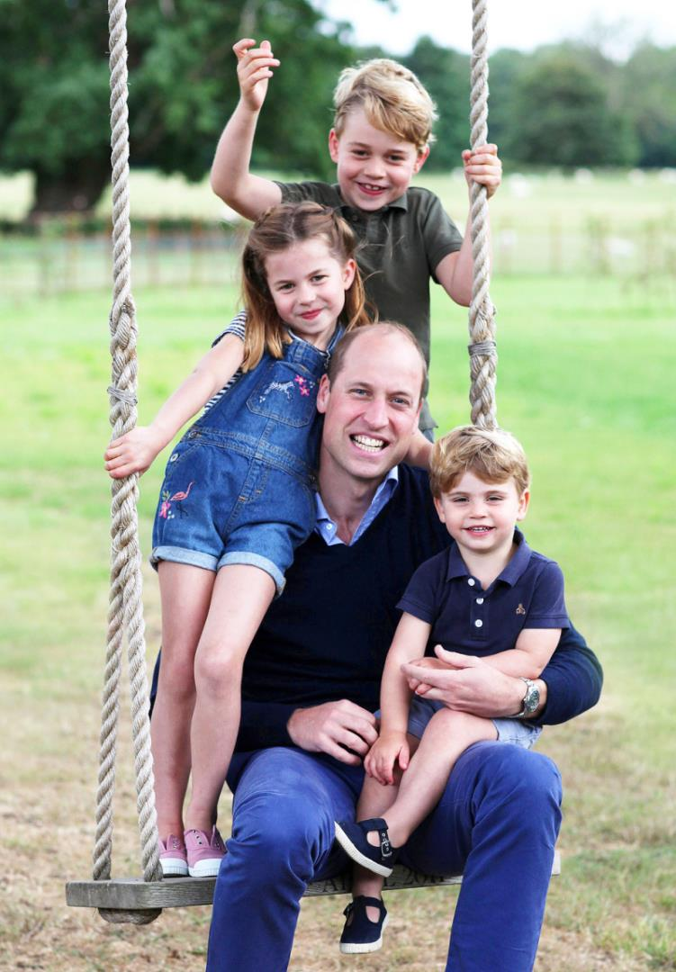 Prince William's 38th Birthday