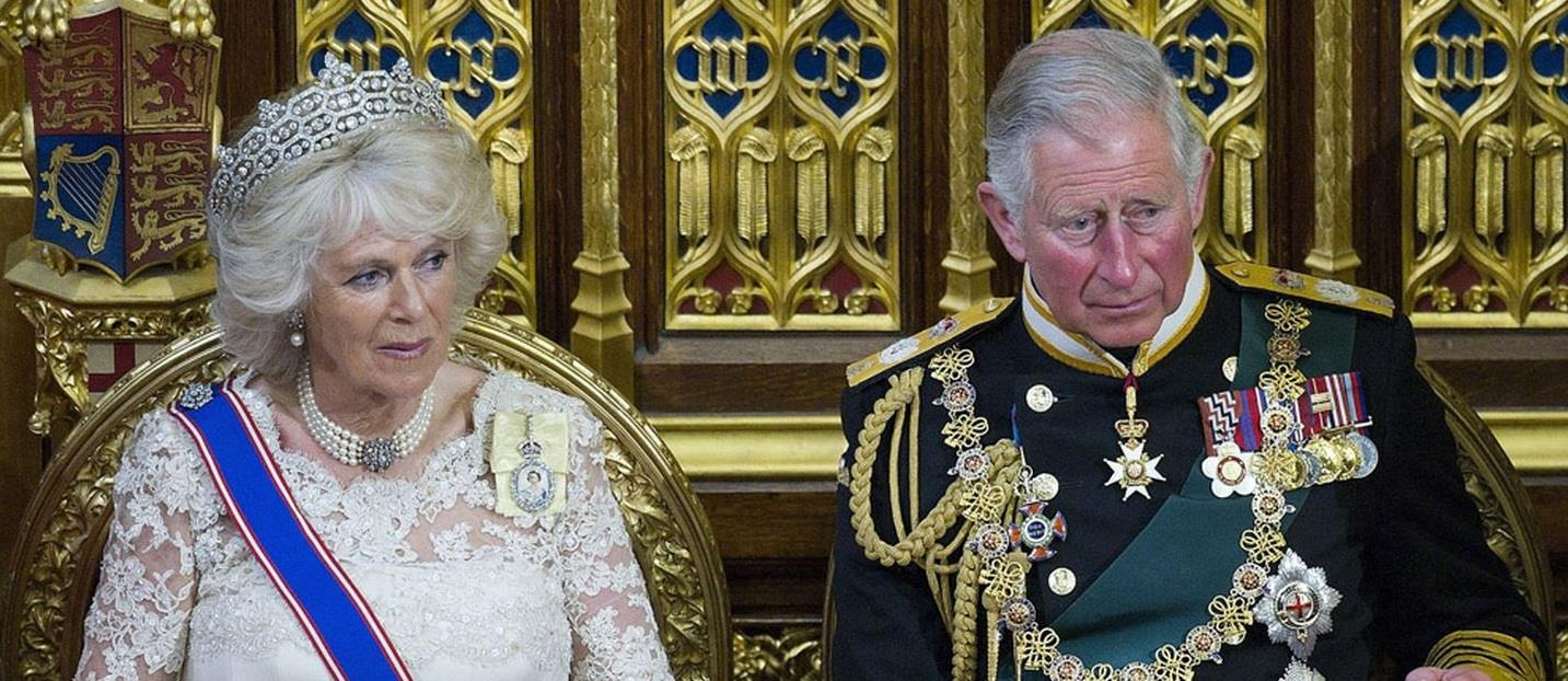 3927183891592643 The-Prince-of-Wales-and-the-Duchess-of-Cornwall-during-the-Queens-Speech-at-the-State-opening-of-Parliament