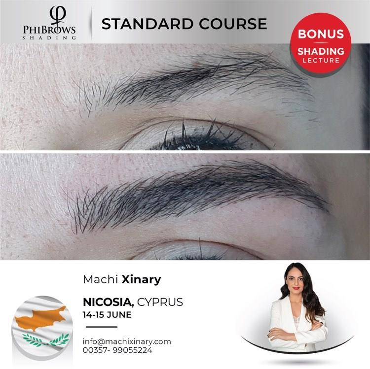 PhiBrows Microblading Workshop Master the Artistry of the Brow με την Μάχη Ξιναρή
