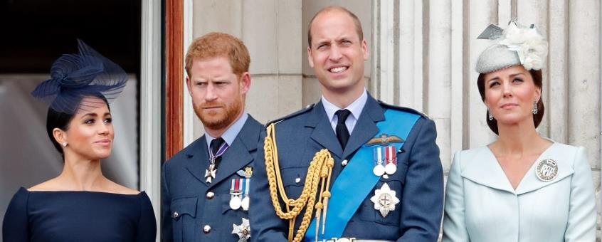 William και Harry μίλησαν στο τηλέφωνο πριν την κηδεία με βοήθεια από την Kate